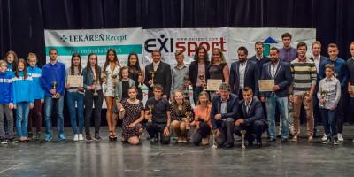 Najúspešnejší športovci Mesta Zvolen za rok 2015