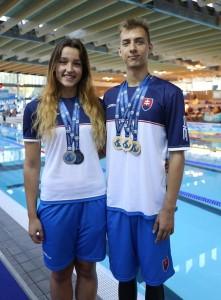 Ádám Bukor a Zuzana Hrašková